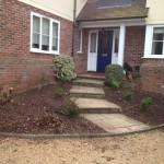 Front Garden Steps (before shot)